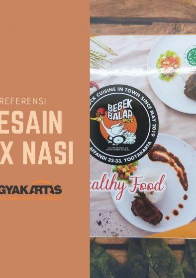 desain box nasi