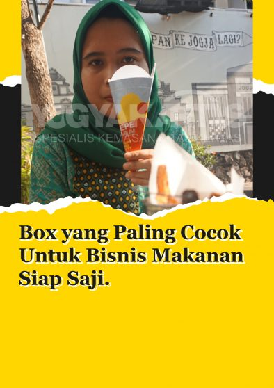 box makanan siap saji