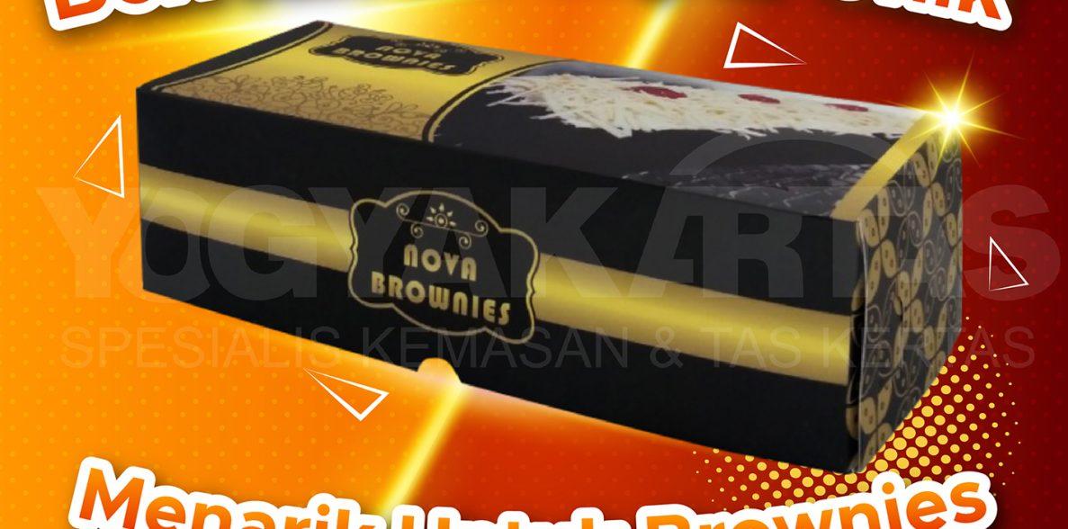 box brownies custom