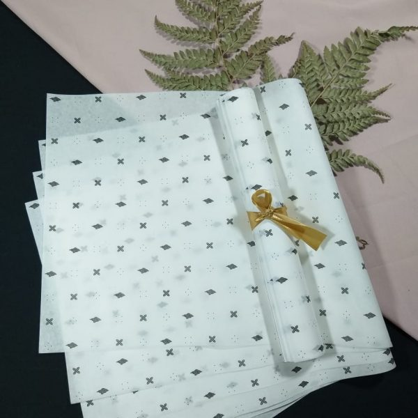 wrapping paper baju